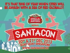 SantaCon 2013