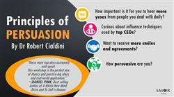 Principles of Persuasion By Dr Robert Cialdini
