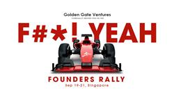 F1 F#*! Yeah, Founders Rally