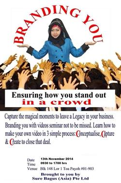 Branding You Video Workshop