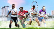 HSBC Singapore Rugby Sevens 2016