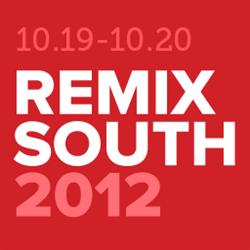 Remix South 2012