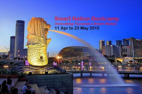 Smart Nation Startup Bootcamp