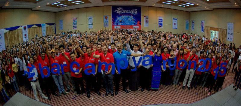 BarCamp Yangon 2015