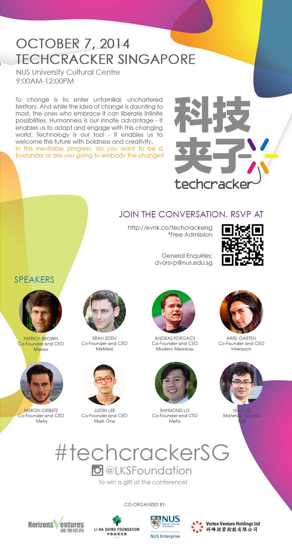 Techcracker Singapore