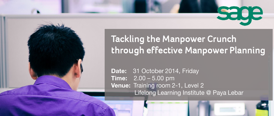 Tackling the Manpower Crunch Through effective Manpower planning