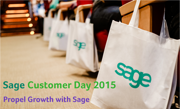 Sage Customer Day 2015 - Propel Growth with Sage
