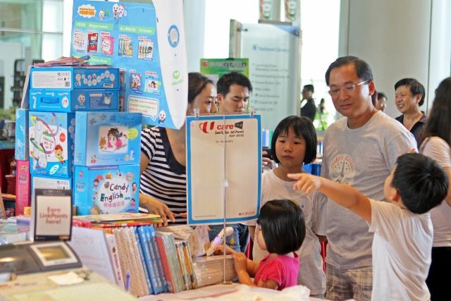 U Care Back to School Fair 2014 – Where Stories Come Alive