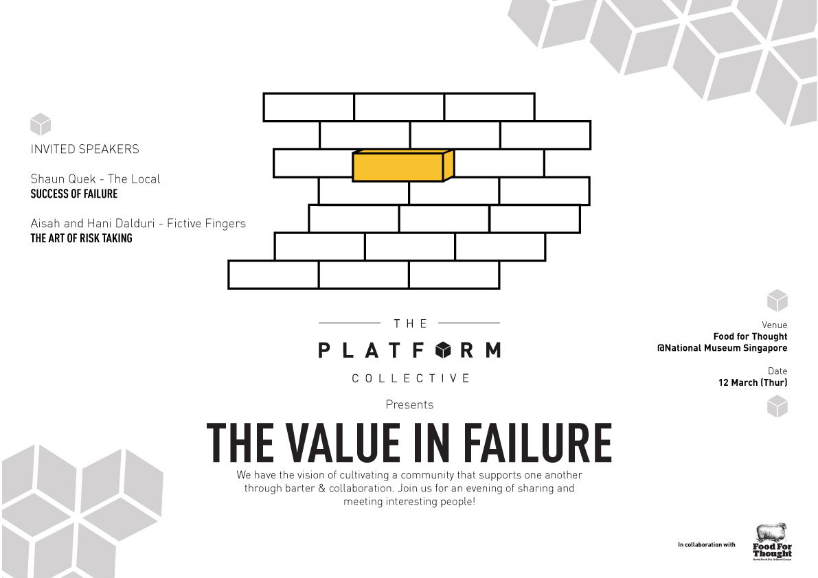 The Platform Collective Forums Vol. 4: The Value In Failure