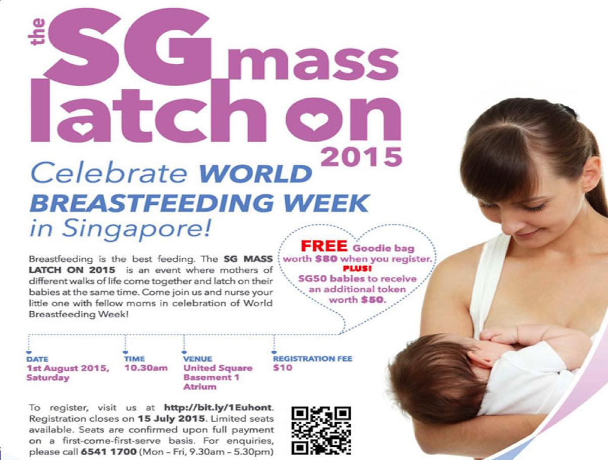 The SG Mass Latch On