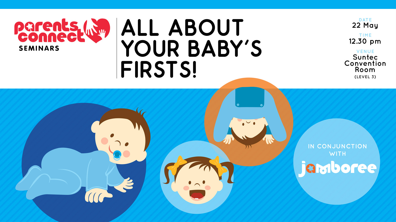 All About Your Baby's FIRSTs!