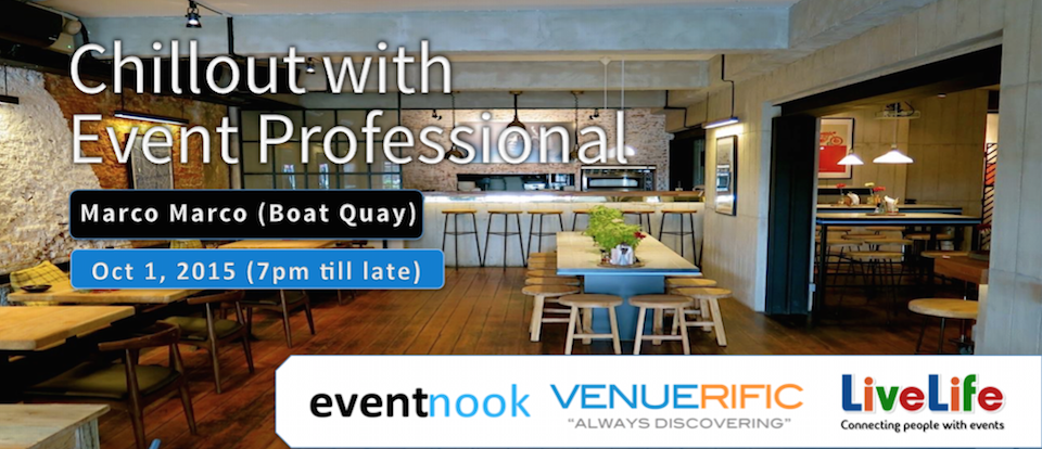 Chill Out with Eventprofs: Learn, Connect, Drink, Ignite! Banner Image