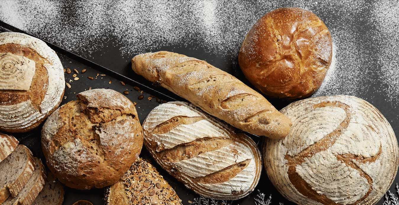 The Bread Table - Artisan Bread Sampler Box Banner Image