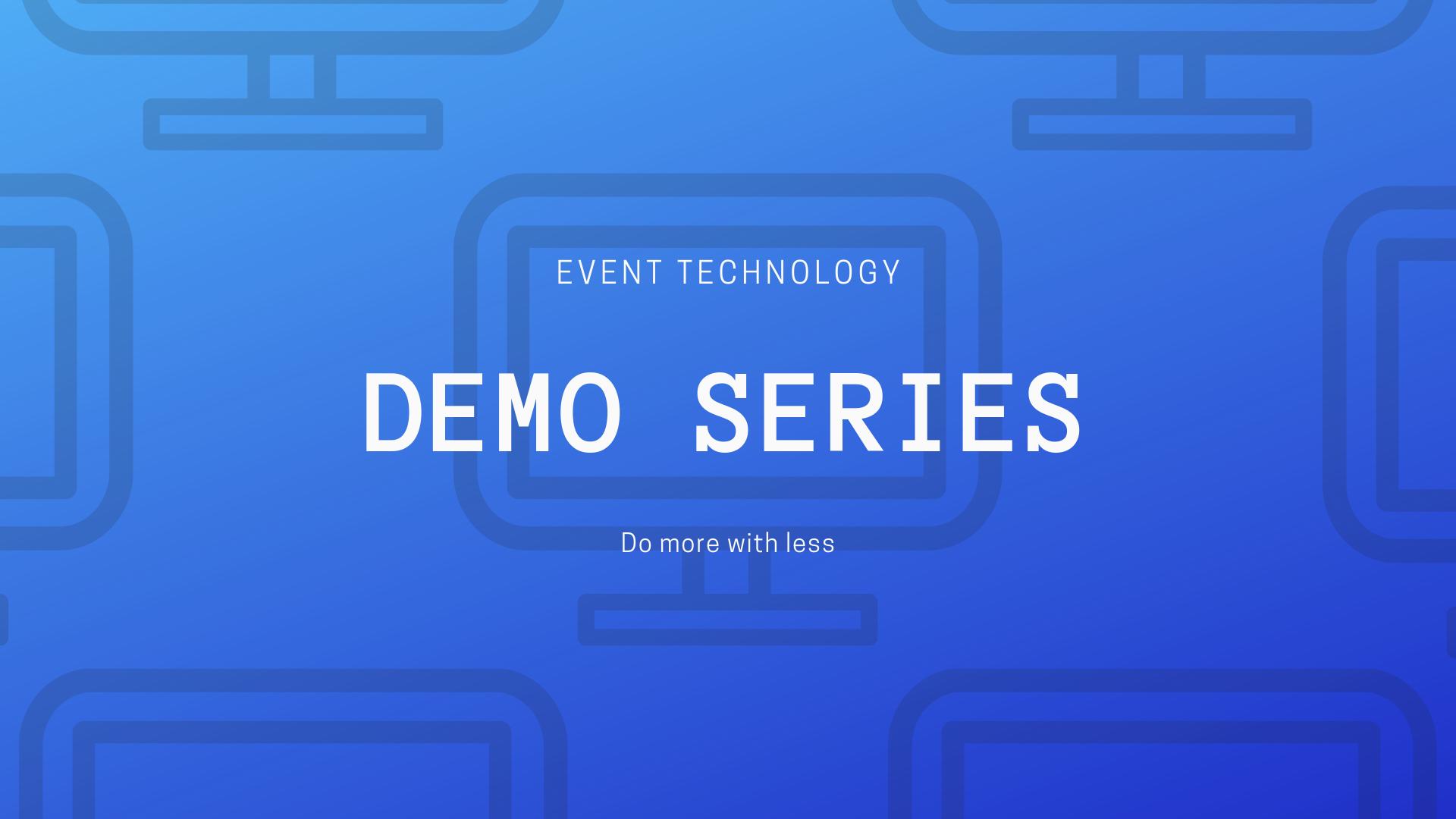 EventNook - Demo Series Banner Image