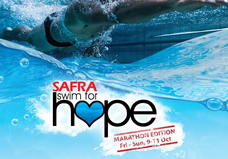 [TEST EVENT] Swim For Hope 2019 Banner Image