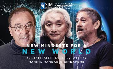 Singapore Management Festival 2015