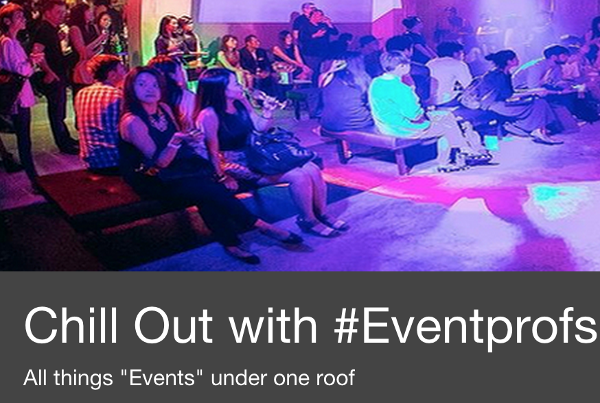 Chill Out with Event People: Learn, Connect, Drink, Ignite!