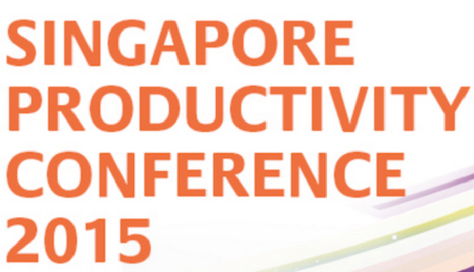 Singapore Productivity Conference and Exhibition 2015