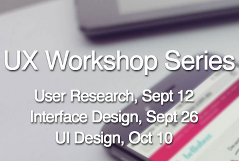 UX Workshop Series by Minitheory and ALPHA Camp