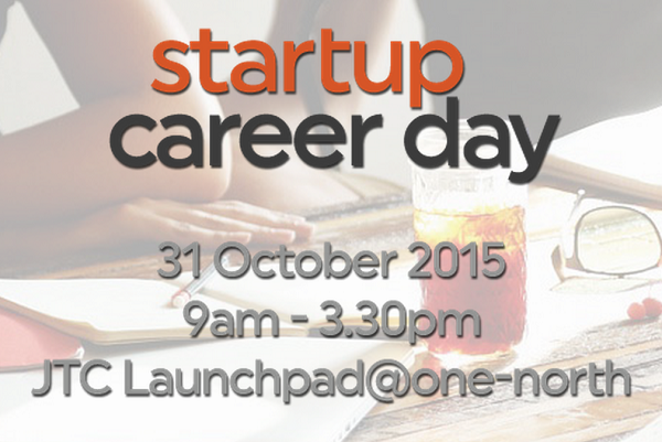 Startup Career Day 2015