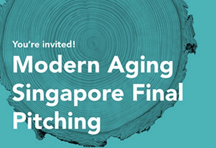 Modern Aging Singapore Final Pitching
