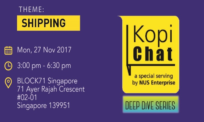 Kopi Chat Deep Dive with SCS - Ocean of Opportunities in a Trillion Dollar Market