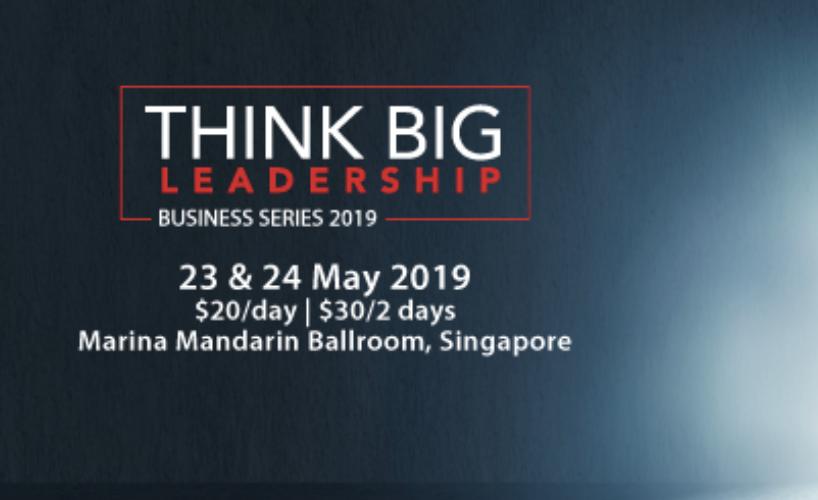 Think Big Leadership Business Series