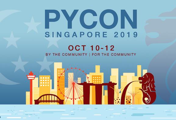 PyCon Singapore 2019