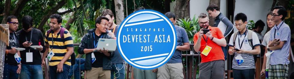 DevFest.Asia 2015 Banner Image