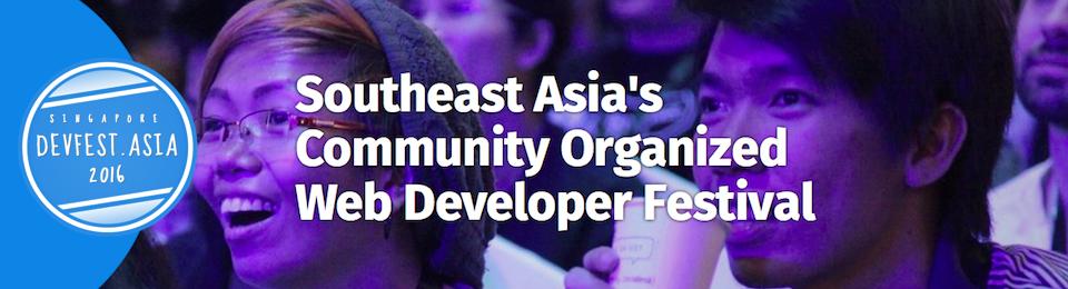DevFest.Asia Events 2016 Banner Image