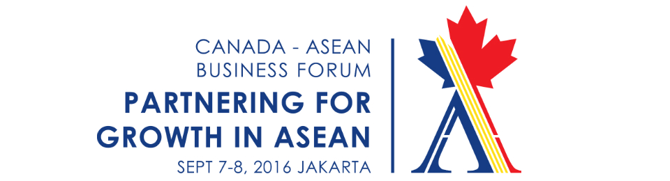 3rd Canada-ASEAN Business Forum Banner Image