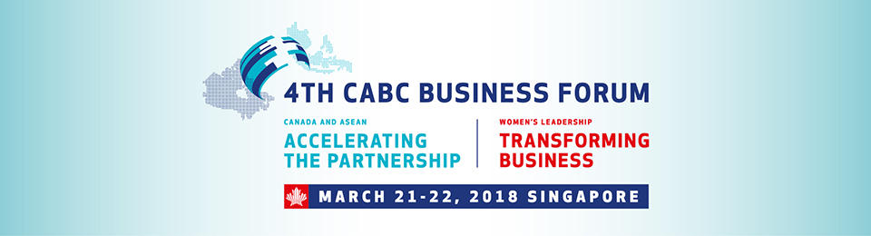 2018 CABC Business Forum Members and Speakers Banner Image