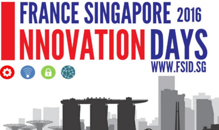 France Singapore Innovation Days 2016