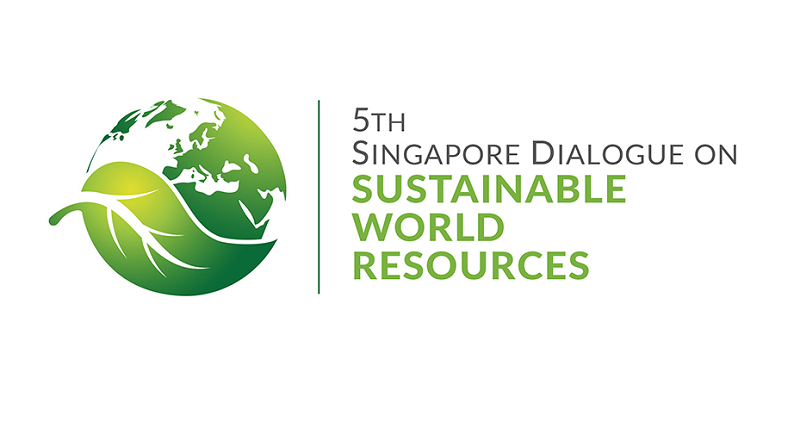 5th Singapore Dialogue on Sustainable World Resources