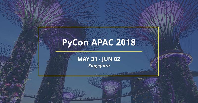 PyCon APAC 2018