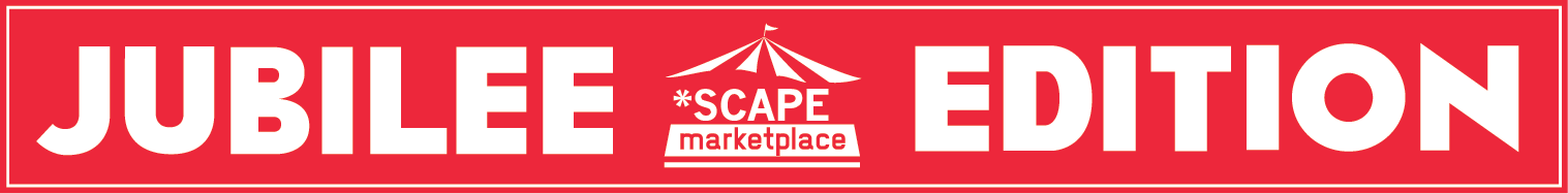 *SCAPE Marketplace - Jubilee Edition Banner Image
