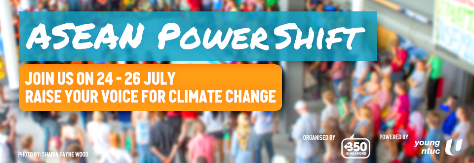 ASEAN Power Shift 2015 Banner Image