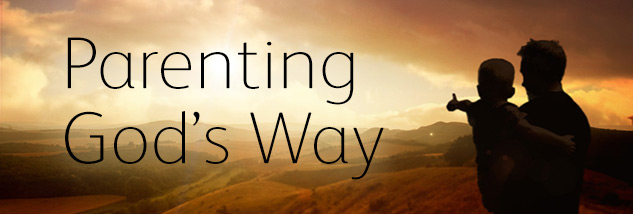Seminar: Walking with God as a Christian Parent Banner Image