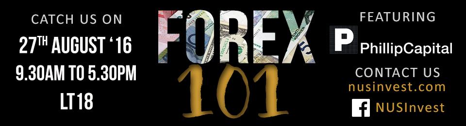 Forex 101 nus