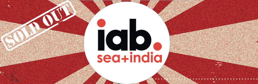 IAB SEA+India Annual Party 2019 Banner Image