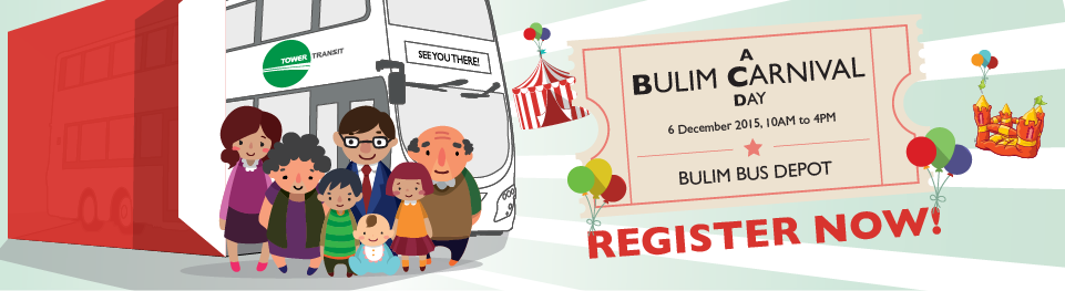 A Bulim Carnival Day Banner Image