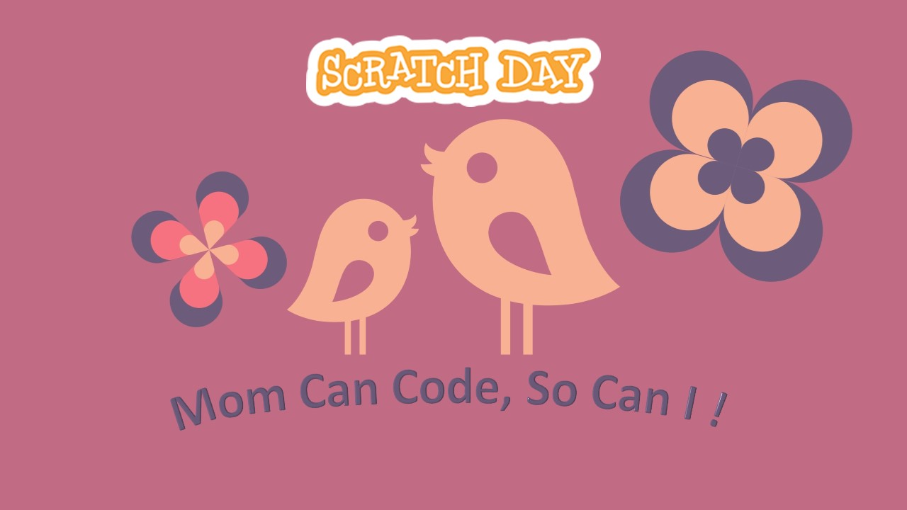 Mum Can Code, So Can I ! Banner Image