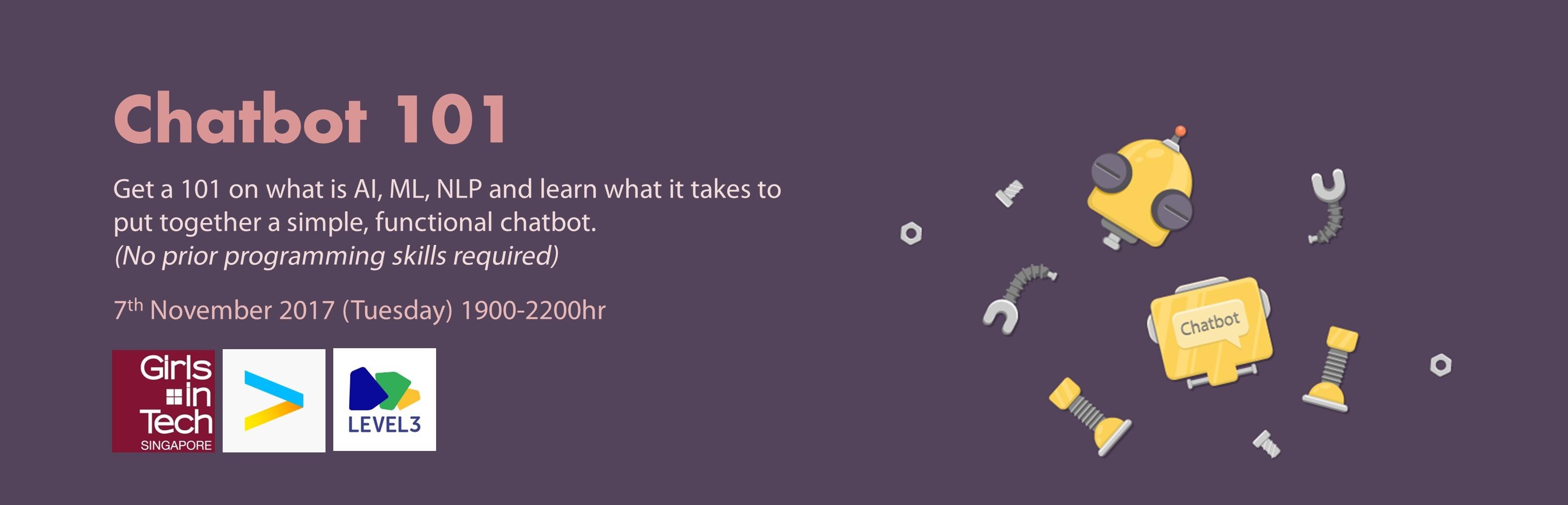 GITSG Chatbot 101 Banner Image