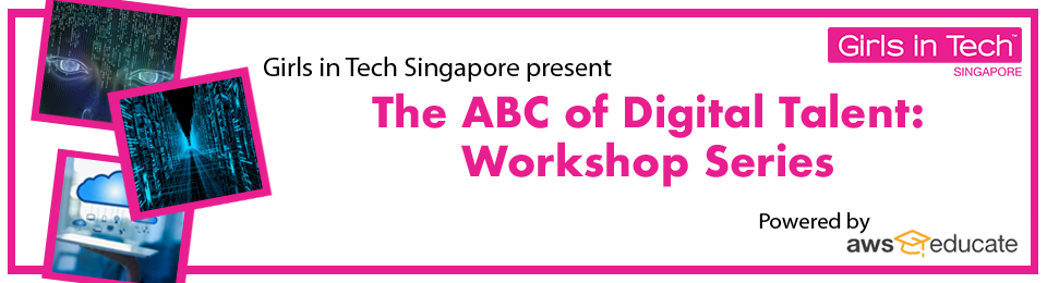 The ABC of Digital Talent: Workshop Series Banner Image