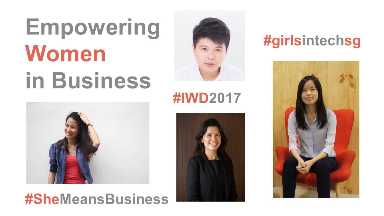 GITSG X FB Empowering Women in Business