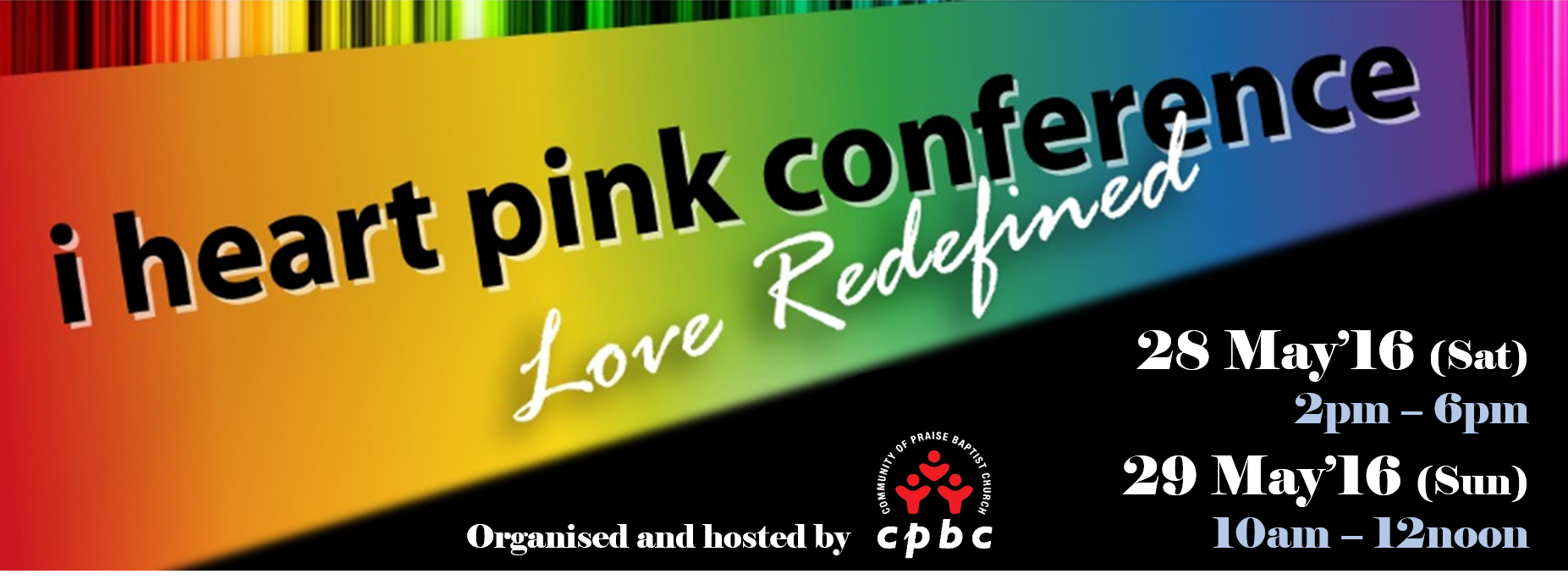 I HEART Pink Conference