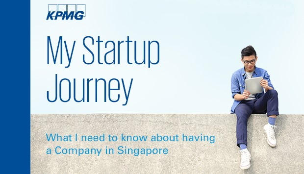 My Startup Journey – what I need to know about having a company in Singapore Banner Image