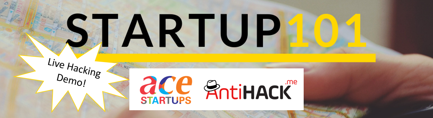 Startup 101: CyberSecurity Banner Image