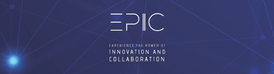 EPIC 2019 - Discover the Power of Co-Innovation Banner Image