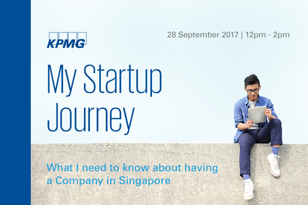 My Startup Journey – what I need to know about having a company in Singapore